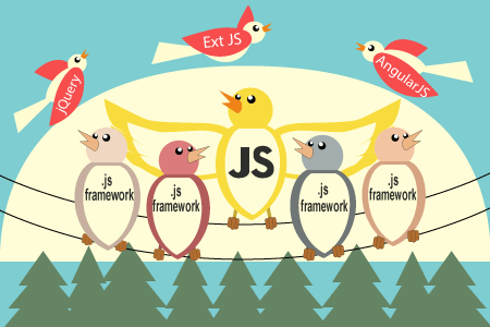 JS Framework Developers